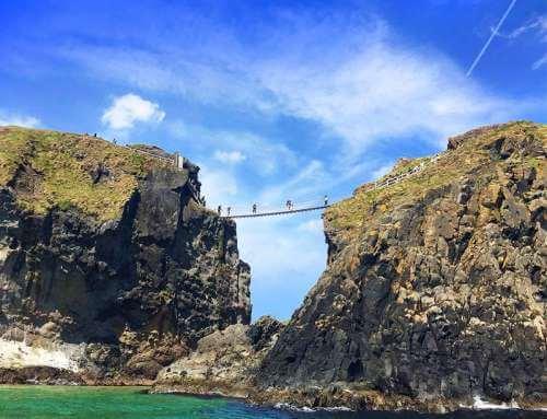 Carrick-A-Rede Rope Bridge Sea Trip