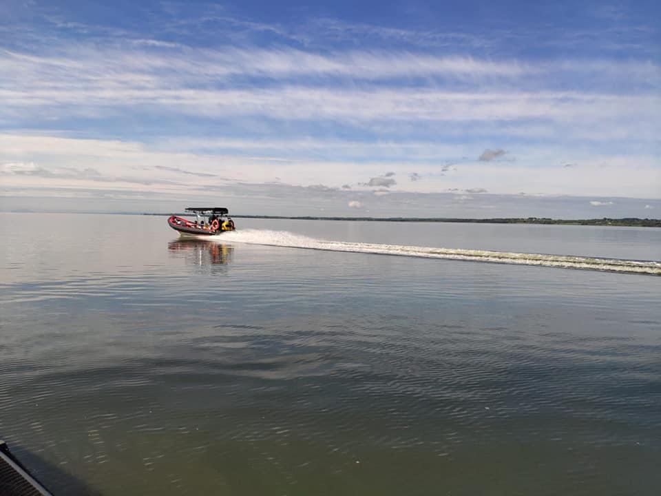 RIB Endurance on Lough Neagh