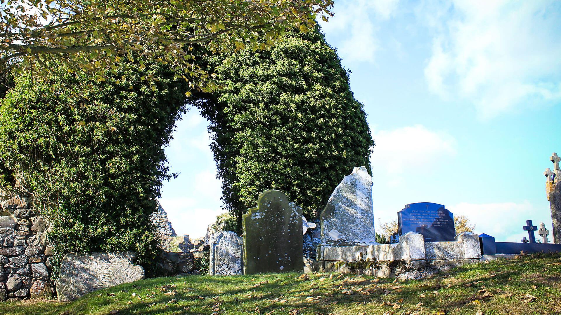 Ardboe Graveyard