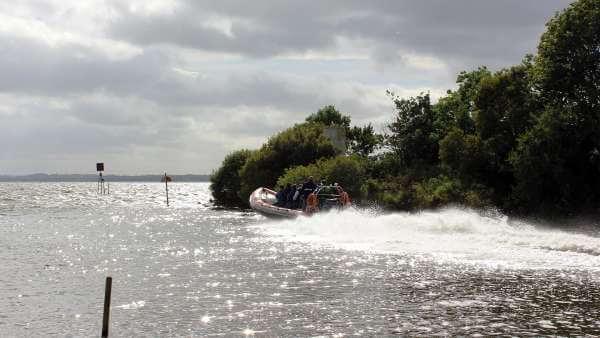 Toome to Church Island River Trip