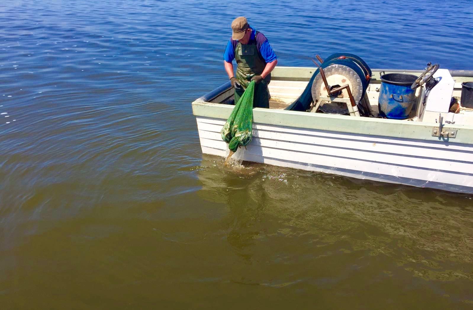 Lough Neagh Fishermen