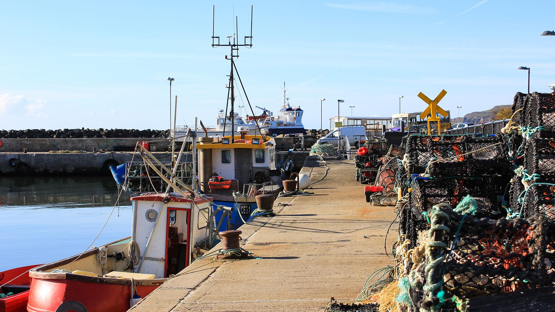 Rathlin Harbour