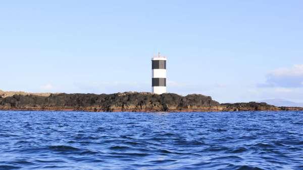 Rue Point Lighthouse Rathlin Island