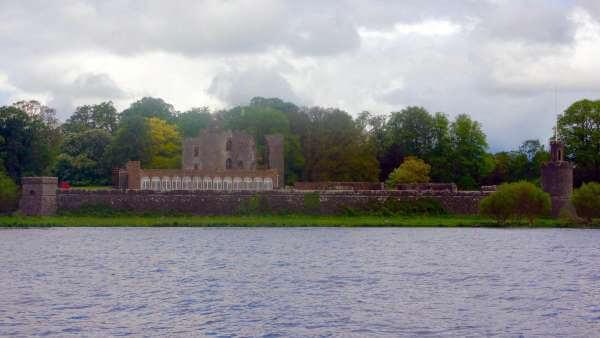 Shanes Castle Lough Trip with Abhainn Cruises
