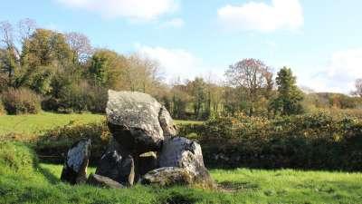 Tirnoney Dolmen