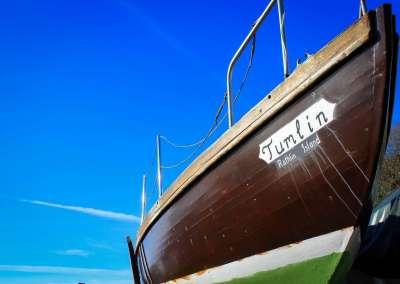Tumlin Rathlin Island