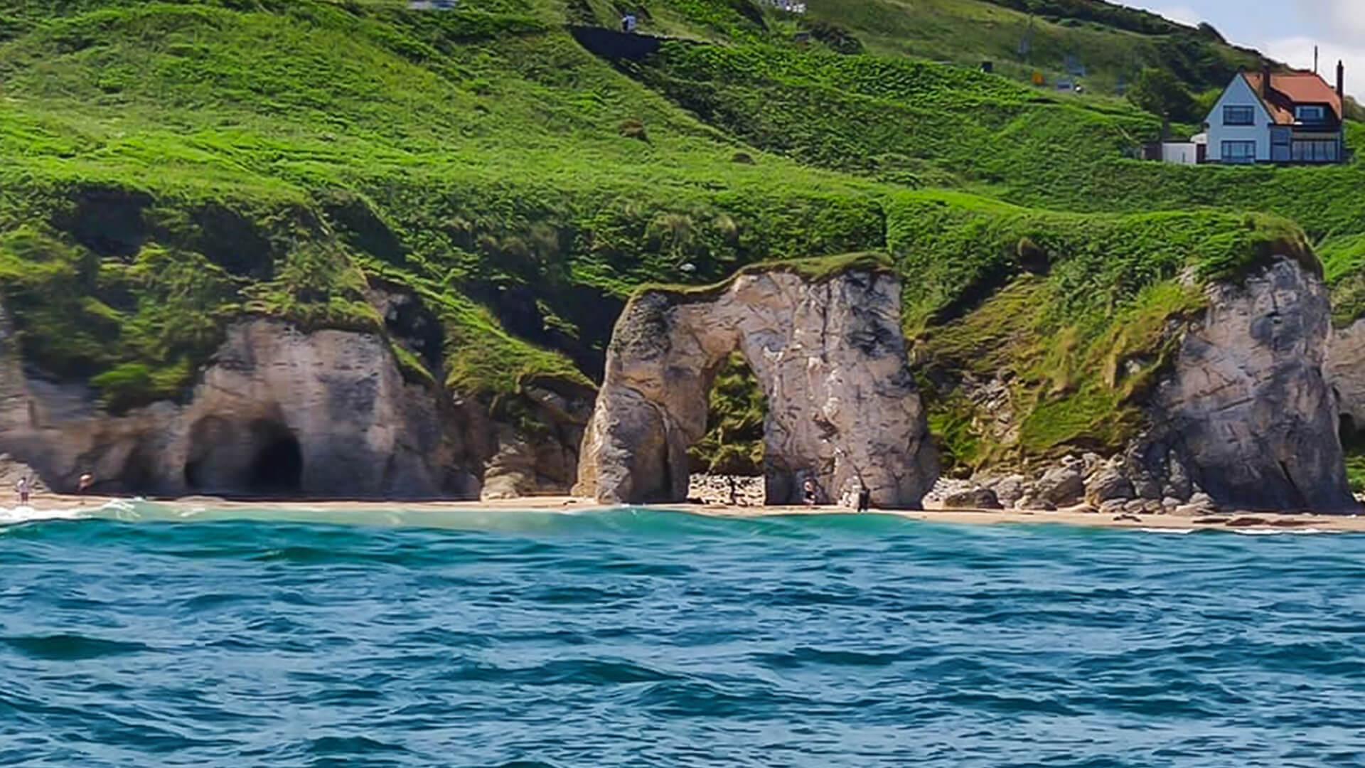 Wishing Arch White Rocks