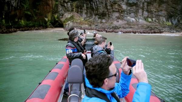 Causeway Coastal Trip by Abhainn Cruises Northern Ireland