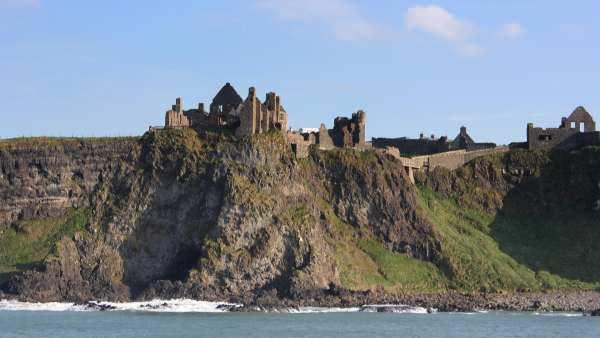 Dunluce Castle Causeway Coast