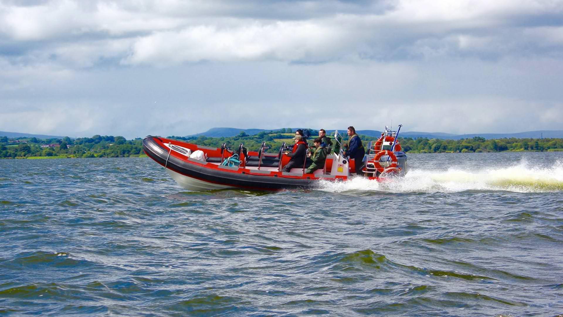 Lough Trips - Abhainn Cruises Northern Ireland