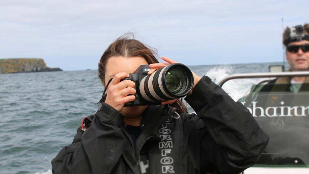 Photography with Abhainn Cruises - Northern Ireland
