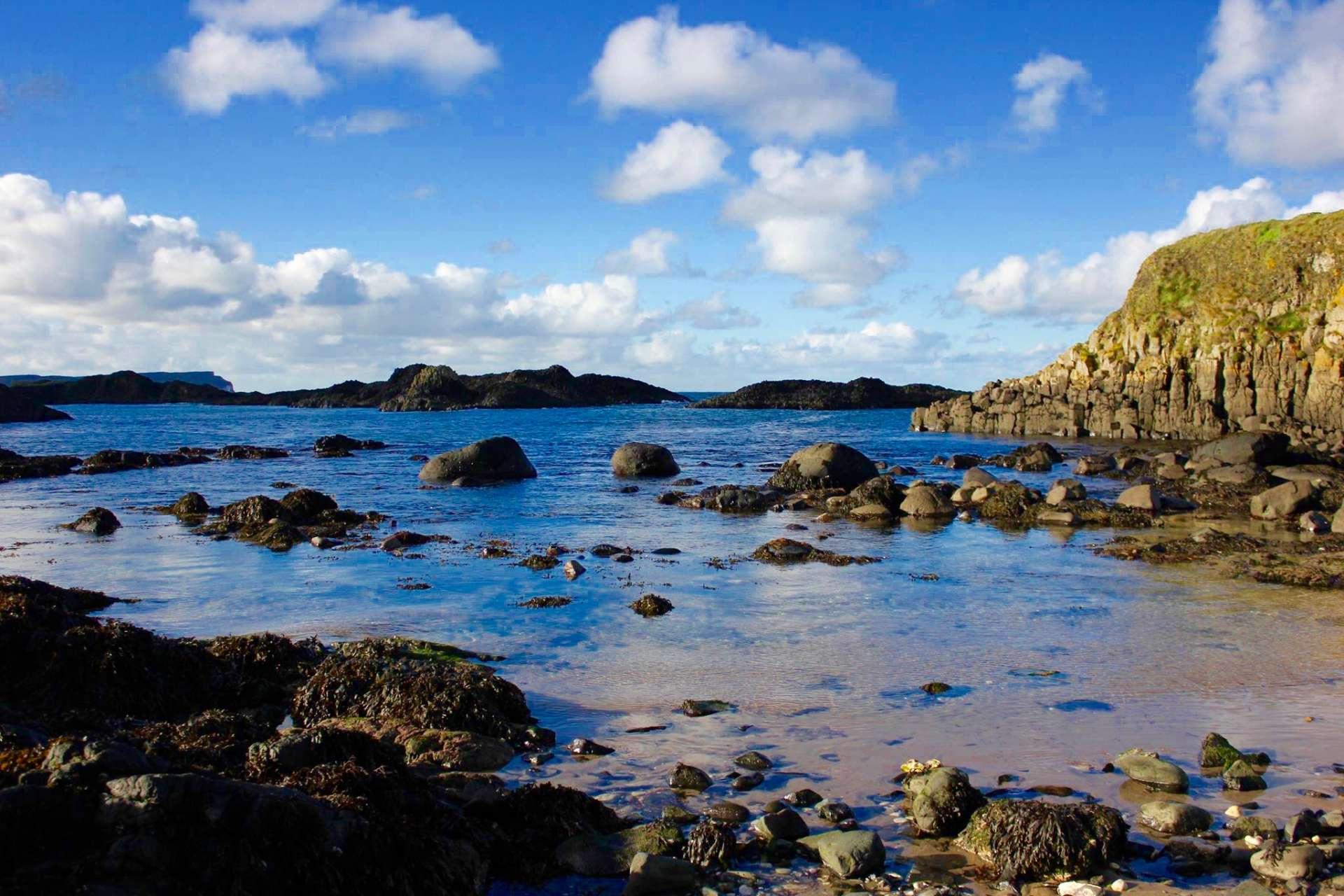 Ballintoy Beach Game of Thrones Sea Tour