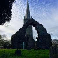 Church Island Lough Beg