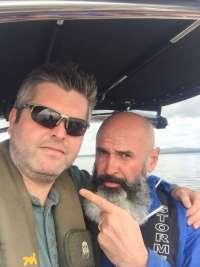 Skipper Tim & Joe Lindsay