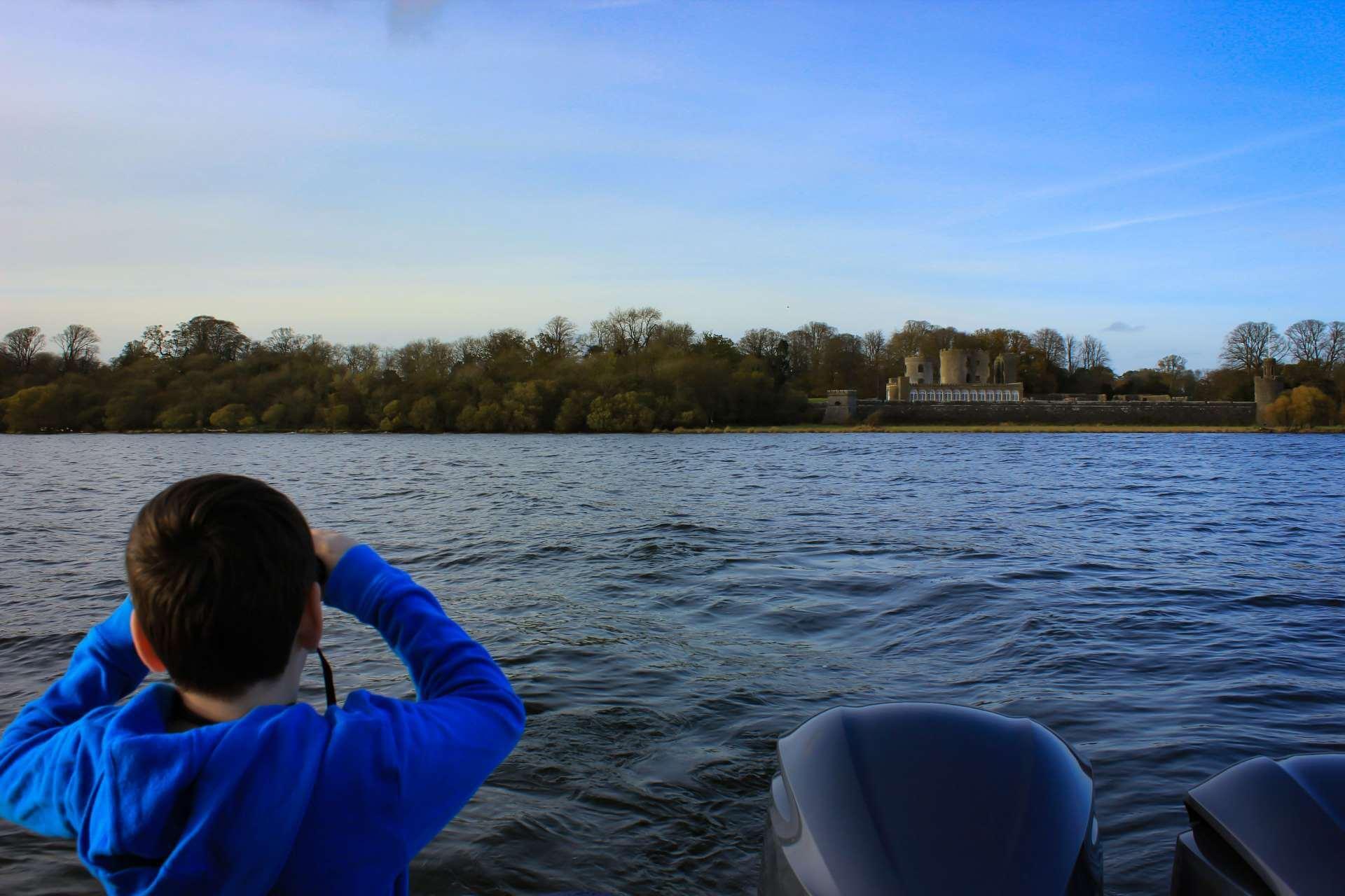 Shane's Castle Lough Neagh Cruise