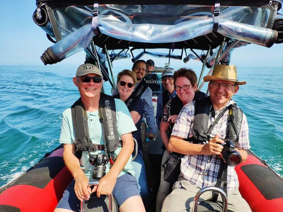 Gobbins Sea Safari Trip