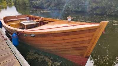 Fishing Boat Lough Neagh