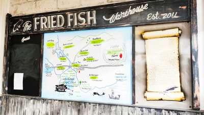 Fried Fish Warehouse Toome