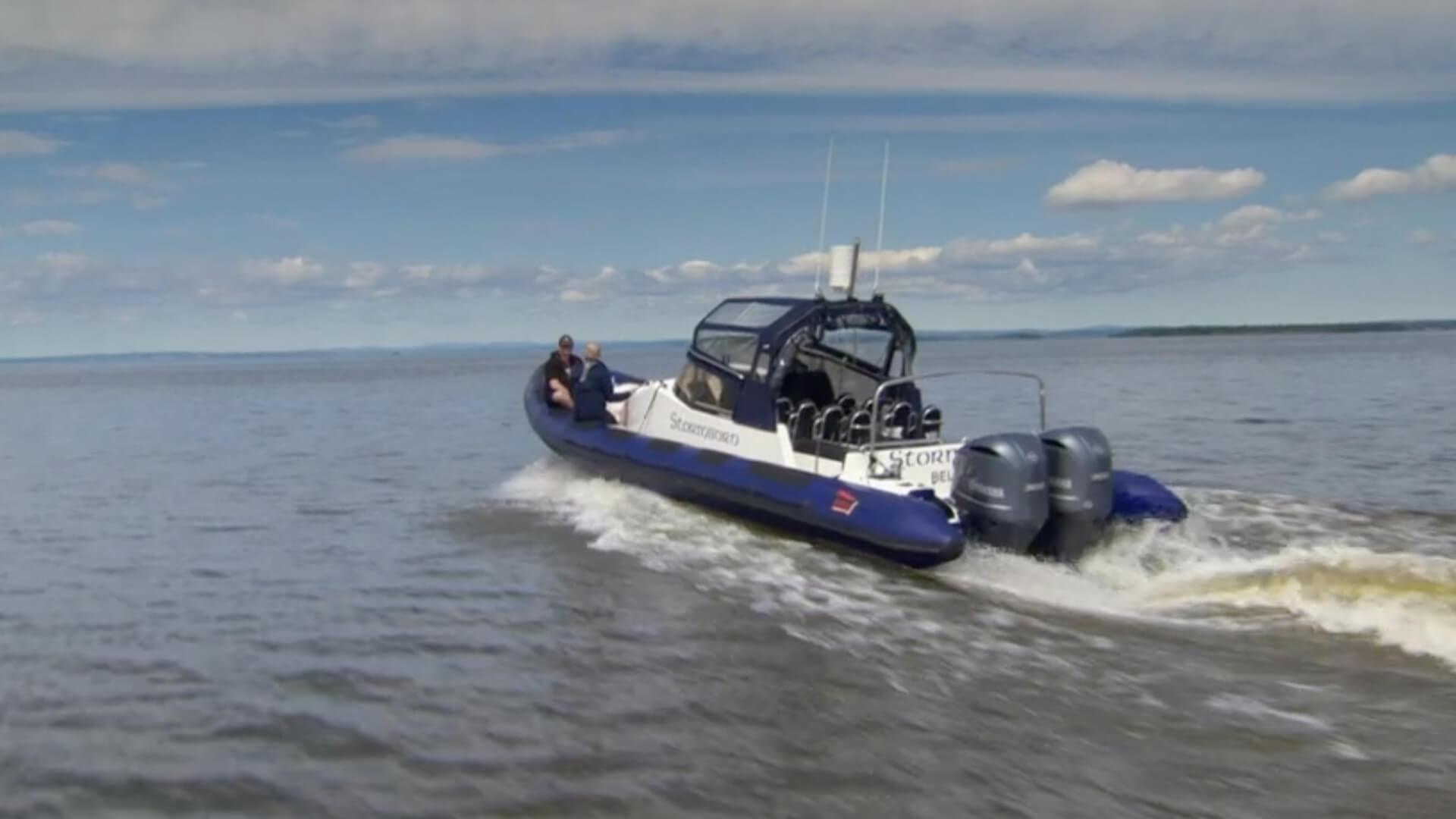 Lough Neagh Boat Tour