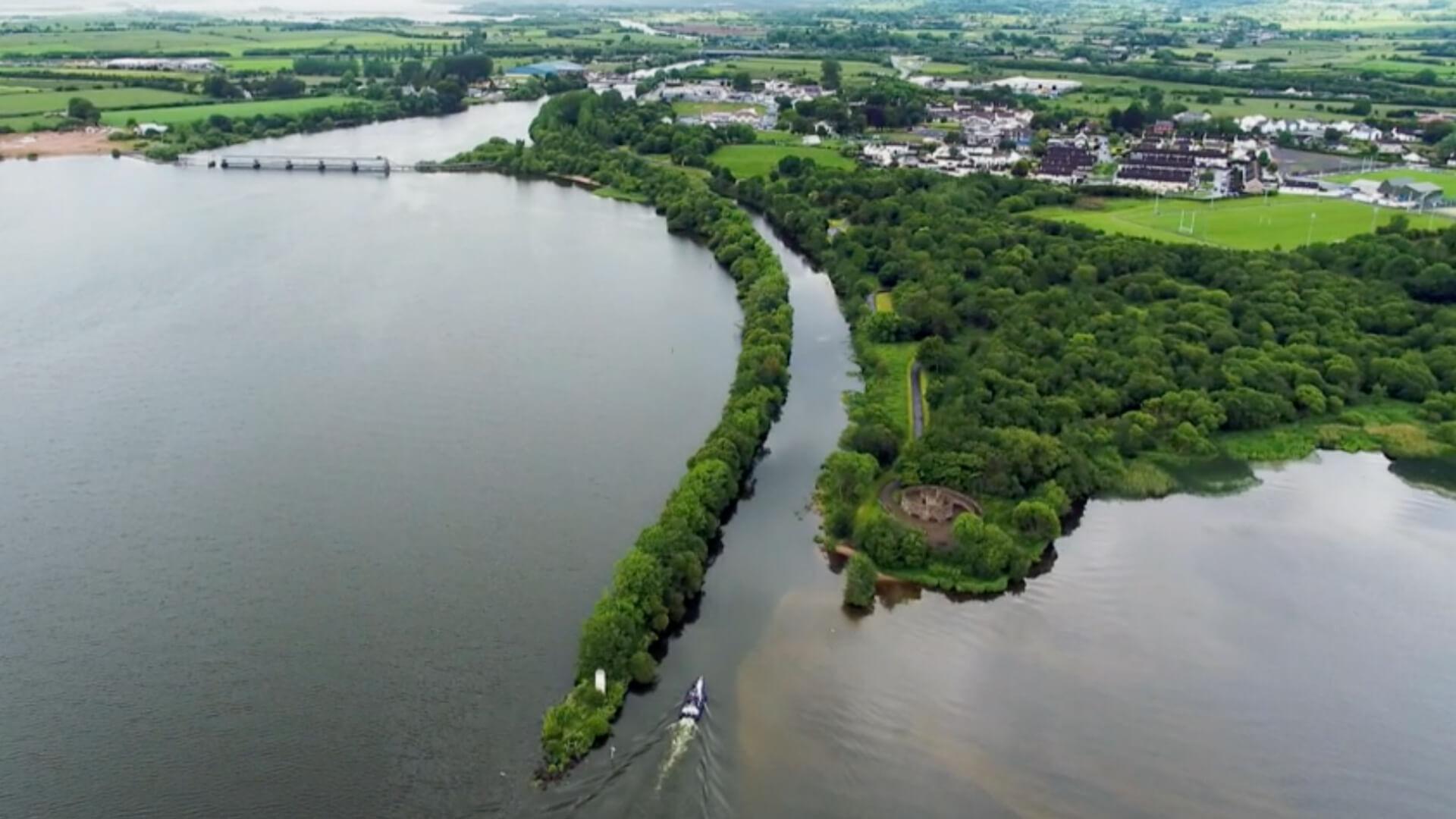 Lough Neagh Boat Trip