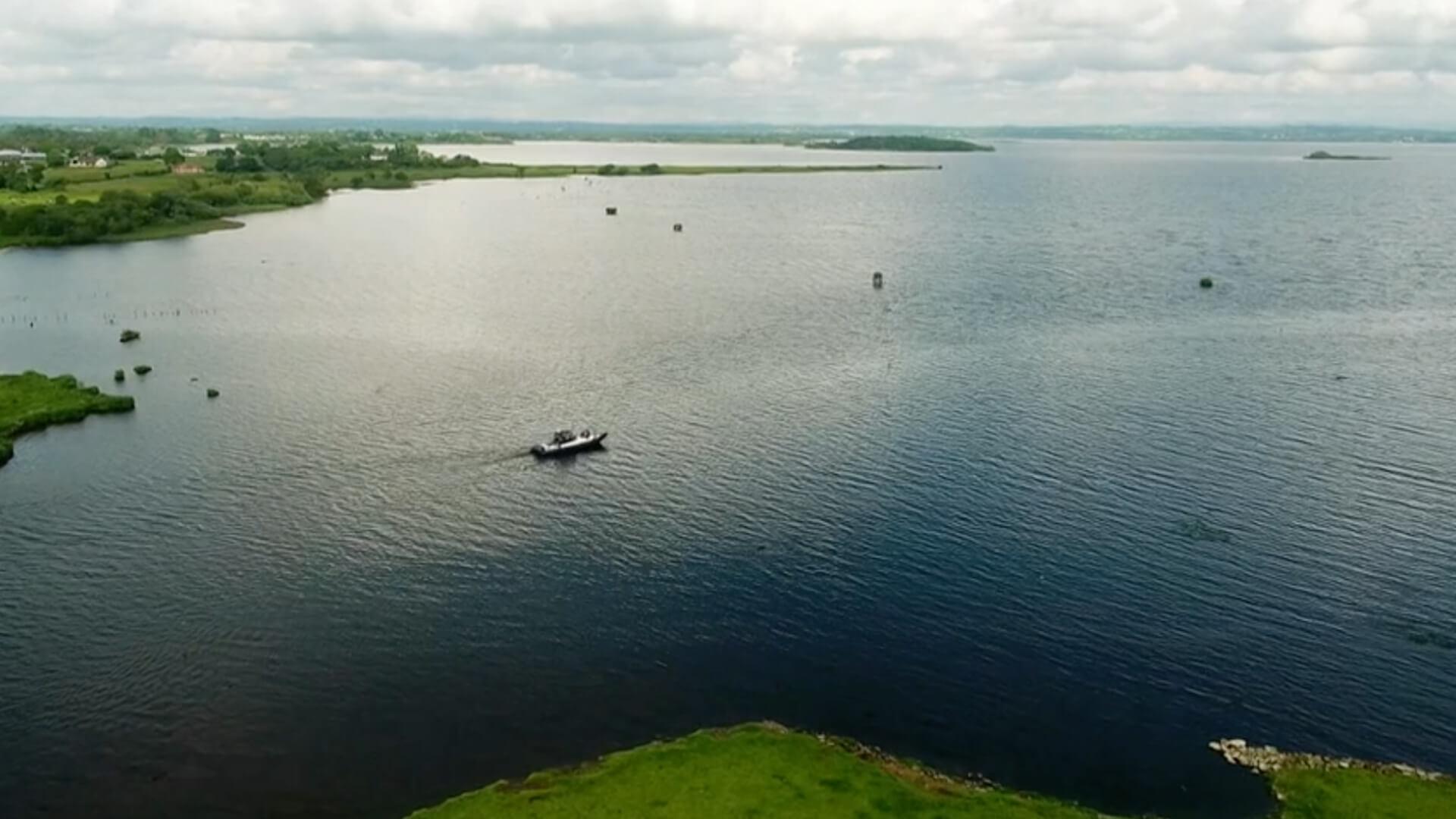 Lough Neagh Tour with Abhainn Cruises